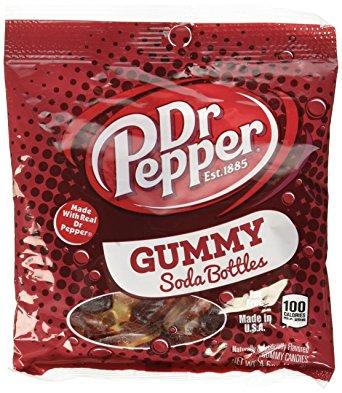 Bottles  Soda GummyPepper Dr
