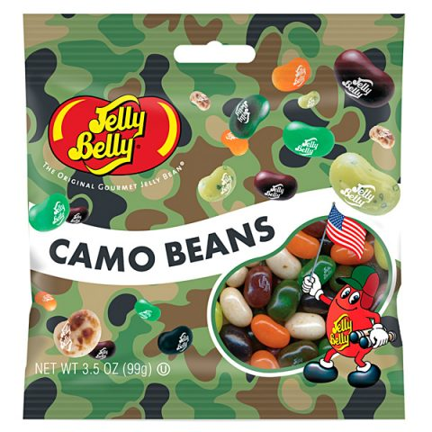 Jelly Belly Camo Beans