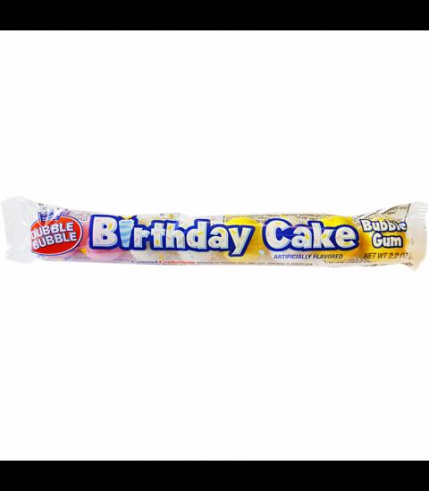 Birthday Cake Bubble Gum